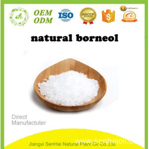 China Factory for for Pure Natural Terpineol Natural Borneol Pharmaceutical Grade export to Suriname Exporter