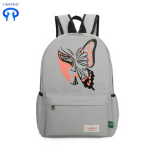 New butterfly beauty color butterfly shoulder bag