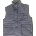Winter Warm Cotton Padded Down Vest for Man