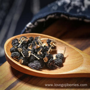 2018 New Arrival Dried Black Wolfberry Ningxia