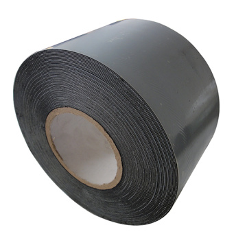Double Sided Butyl Rubber Tape For Steel Pipe