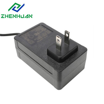 Certificato UL 12W 6V 2000mA DC Power Adapter