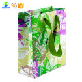 Colorful paper carrier bag