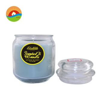 Large Heather Soy Wax Scented Candle