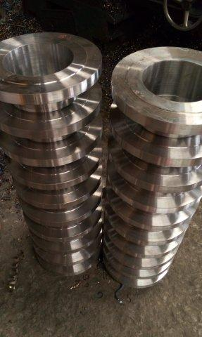 Raised Face Steel Pipe Weld Flange