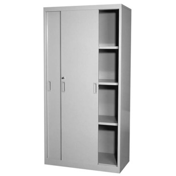 Office furniture sliding door file storage cupboard