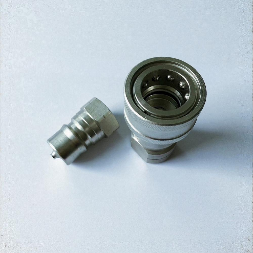ZFJ6-4010-02 ISO7241-1B quick coupling