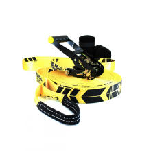 High Quality for Long Slackline Webbing Hot Sales Customization Type With Sofe Handle Slackline Without Trees supply to Sao Tome and Principe Importers