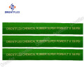 3/4 in acid resistant chemical rubber hose 150psi