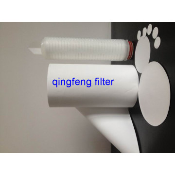 Disc Hydrophobic PTFE Filter Membrane for Air Filtration