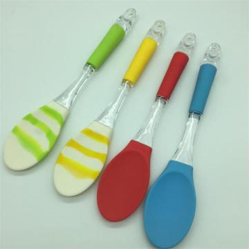 Silicone Kitchen Scraper Tool for Scooping