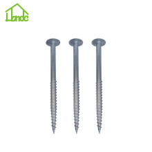 Good User Reputation for China F Ground Screw, Ground Screw with Flange, Professional Foundations, Ground Screws, Construction Ground Screw Supplier Solar Ground screw for solar ground mounting system export to Bangladesh Manufacturer