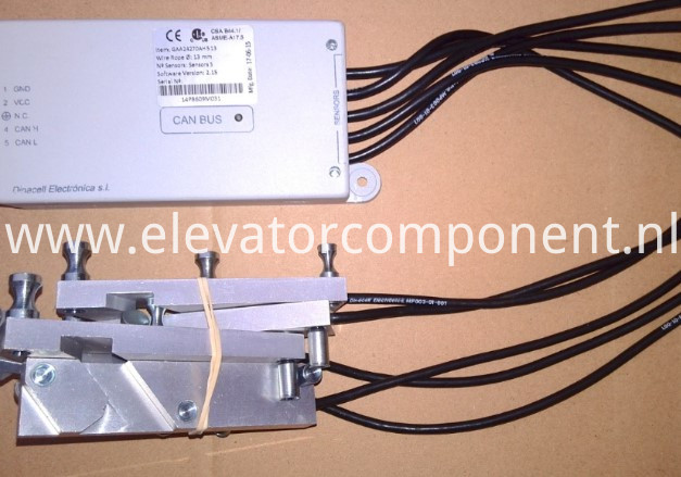 Load Weighting Device for Sigma Elevators / OTIS Elevators