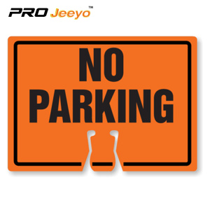 Reflective parking warning sign with low price