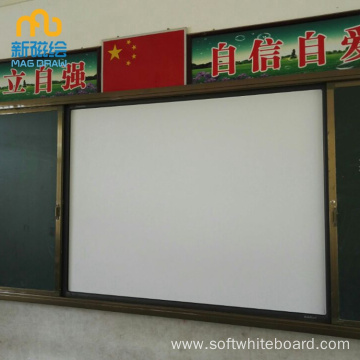 Classroom Magnetic Whiteboard for Teaching Students