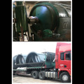 Used tyre pyrolysis carbon black and fuel oil