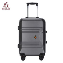 Hot saleing pure color business hard luggage