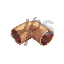 Bronze weld 90 elbow coupling