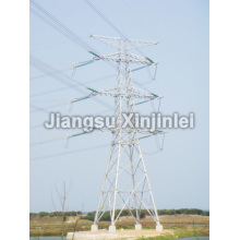 China New Product for Transmission Line Tower 220kV Transmission Line Steel Tower export to Kenya Manufacturers
