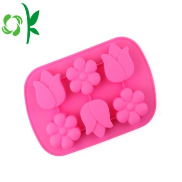 Flower molds for cakes bakeware for microwave