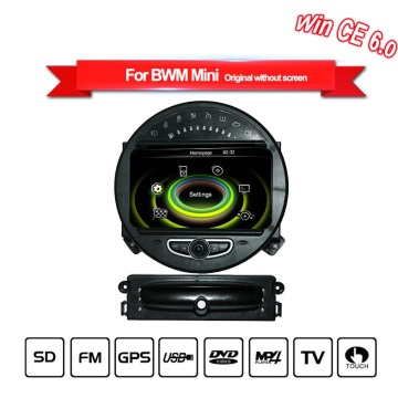 Automotive+radio+with+Bluetooth+GPS+for+MINI+COOPER