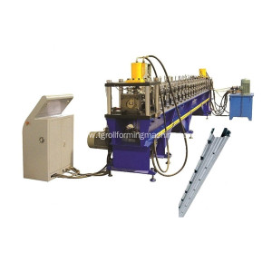 High Speed Vineyard Post Roll Forming Machine