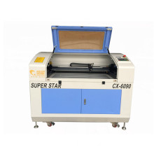 Double Heads CO2 Laser Carving Cutter