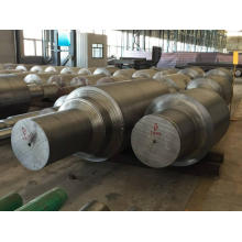 China Manufacturer for Cold Mill Work Roll Forged Steel Backup Rolls export to United States Wholesale