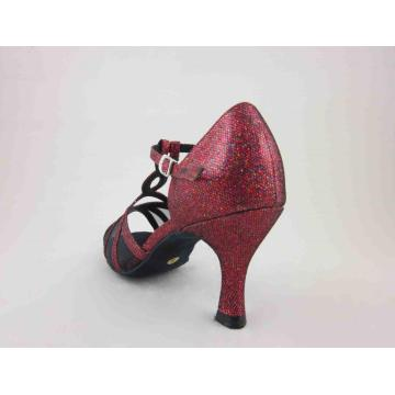 ladies dance shoes with 2.5 inch heel