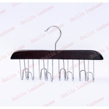 China for Wooden Belt Hanger 8 Hooks Belt Hanger supply to India Importers
