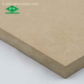 construction material mdf plain board 4'x8'x15mm