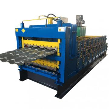 Three Deck Roll Forming Machine