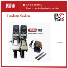 Auto-Electric Double Saddle Stitching Machine