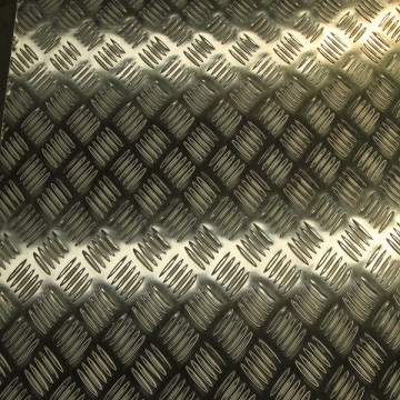 Alloy 5754 Aluminum Diamond Plate Sheets