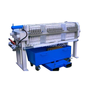 Hydraulic Plate Frame Filter Press For Metallurgy
