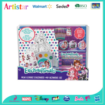 ENCHANTIMALS 1000 piececs deluxe set