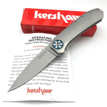 Kershaw Star Folding Blade Pocket knife