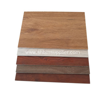 Fireproof Wooden Grain Laminated MgO Wall Board