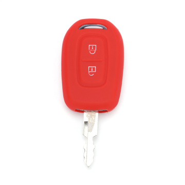 Eco-friendly Silicone remote car key cover for Renault