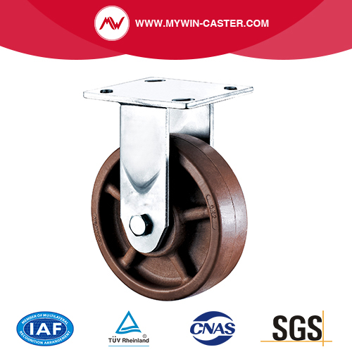 Plate Rigid High Temperature Wheel