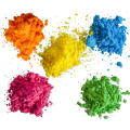 Holi Color Powder Purple Colour Festival Colors