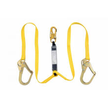 High Quality for Rock Climbing Harnesses Safety Lanyard match with harness fall arrest SHL8005 supply to Palestine Importers