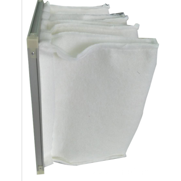 Hot Melt Bag Air Filter