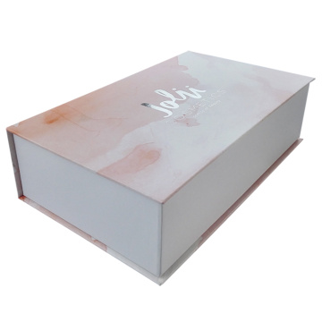 Attractive Custom Design Luxury Book Paper Box