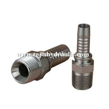 15611 pilot operated threaded reusable hydraulic fittings
