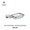 Zinc Bathroom Fitting Shower Room Soap Basket