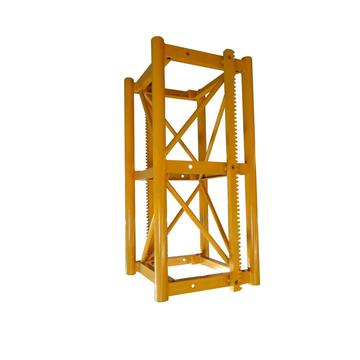 Building Construction Passenger Hoist Part Mast Section