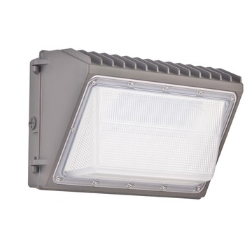 80W LED Wall Pack Mgbaaka 5000K 8800 Lumens