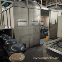 Advanced Economic Efficient Semi-automatic Manual Spray Booth