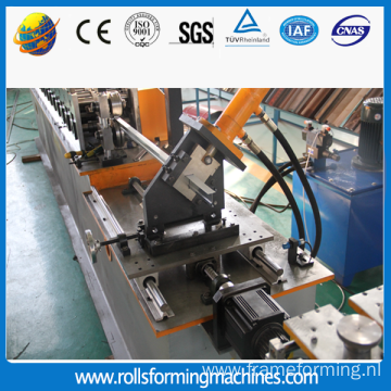 Automatic Ceiling T Grid Forming Machine Main T, cross T High Speed Rolling Machine